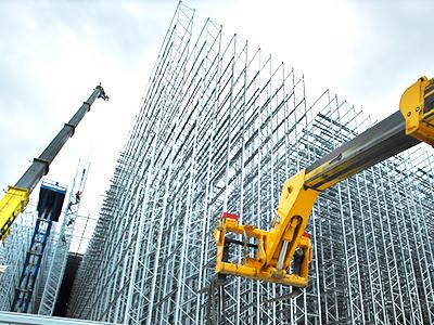 钢结构工程专业承包